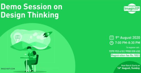 Demo Session on Design Thinking  8 th August