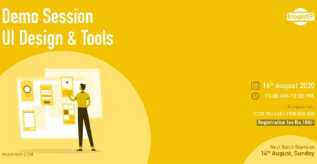 Demo Session on UI Design & Tools 8 th august