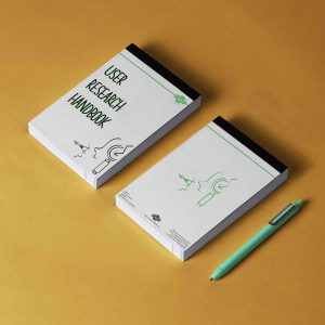 user research notebook